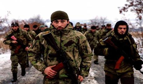 За Мосийчуком уже пришли кадыровцы? У террористов ДНР пополнение(ВИДЕО)