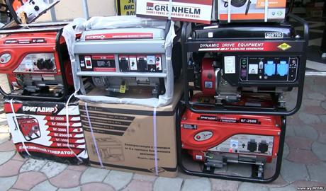 «Конец света» в Крыму может стать реальностью. Местные жители массово покупают электрооборудование (ВИДЕО)