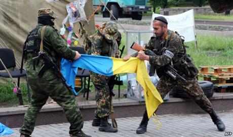 Москва немедленно отзывает кадыровцев из Донбасса в Грозный