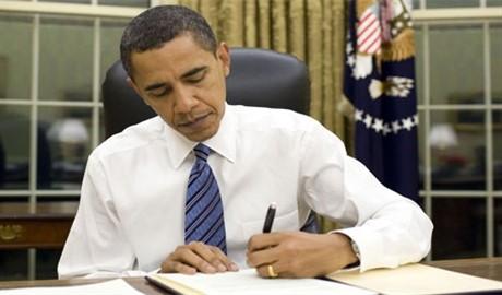 Обама подписал «Акт о поддержке свободы Украины»