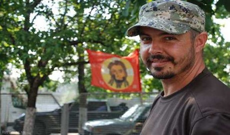 Боевики воюют за «Новороссию», чтобы помститься за «Беркут» (ВИДЕО)