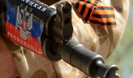В Горловке российские генералы обсудили с боевиками план наступления