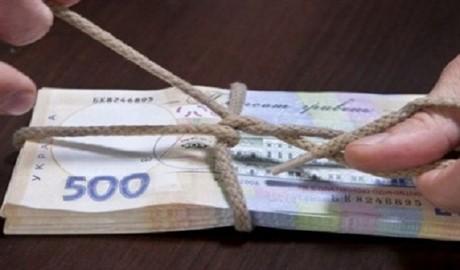Статистика не радует: ежегодно чиновники получают до 250 млрд грн взяток