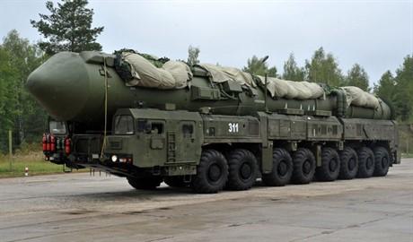 Путин потребовал от Минобороны РФ обновить ядерные силы