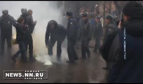 «Путин — будет казнен». В Росси началась волна «Майданов» (ВИДЕО)