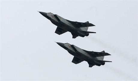 Над Балтийским морем вновь заметили военные самолеты России