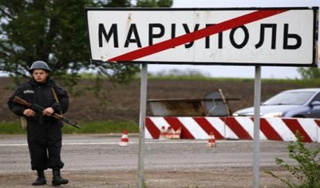 Путь террористам в Мариуполь закрыт
