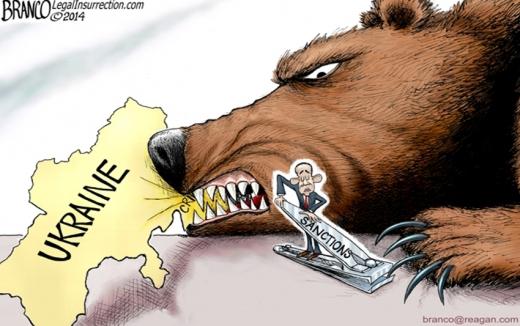 Зубы и когти, которые злые охотники хотят вырвать у бедного мишки – Россия может лишиться статуса страны с ядерным оружием
