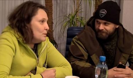 Украинофобка Монтян уже находится в России ФОТО
