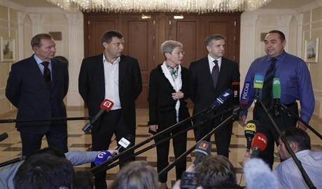 Второй раунд мирных переговоров в Минске состоится в пятницу