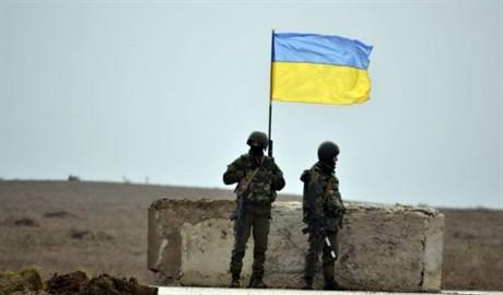 Украинские военные уже готовятся к «новогодним подаркам» от террористов