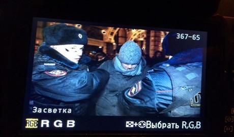 Российского оппозиционера Навального задержала милиция