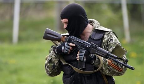 Неспокойная ночь для украинских военных