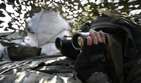 Партизаны Донбасса метко уничтожили снайпера боевиков