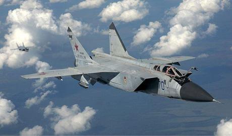 Россия демонстрирует агрессию. В международном воздушном пространстве в близи от  Норвегии зафиксировали российского истребителя(ВИДЕО)