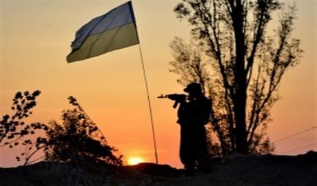 Как произошло установление украинского флага на здании Донецкого аэропорта (ВИДЕО)