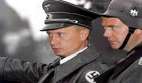 Путин уверяет, что параллельную реальность, в которой он живет, создали западные СМИ