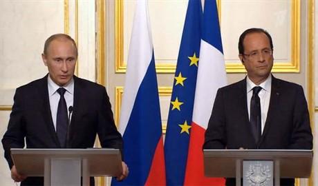 Оказывается, Россия поддерживает территориальную целостность Украины