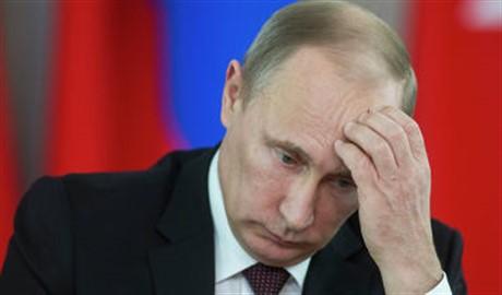 Для того, чтобы большая пресс-конференция Путина состоялась россияне заплатили $10 миллиардов