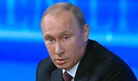 """Вот так бы с Немцовым: Путин """"раскрыл"""" убийство Бузины в прямом эфире ВИДЕО"""