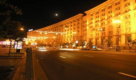 Отключение электроэнергии не тронет жителей Киева, — Кличко