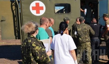 50 украинских военных смогут пройти реабилитационный курс в Литве