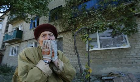 Процесс выветривания «ваты» с мозгов в жителей Донецка запущен