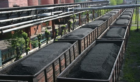 Вагоны с русским углем в Украине, – Минэнерго