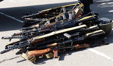 Американские винтовки предоставят бойцам нацгвардии