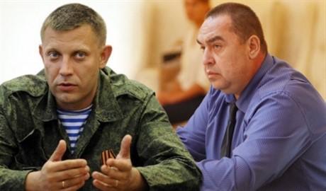 Отныне Захарченко под домашним арестом, а главаря «ЛНР» вывезли в Россию