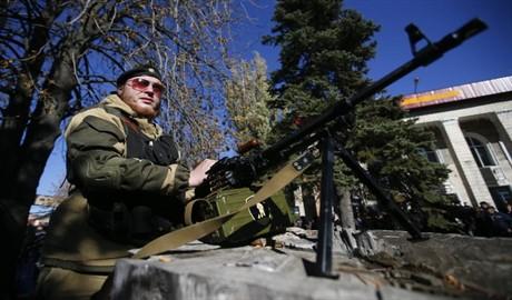 Боевики подтвердили факт прохождения военной подготовки в Ростове (ВИДЕО)