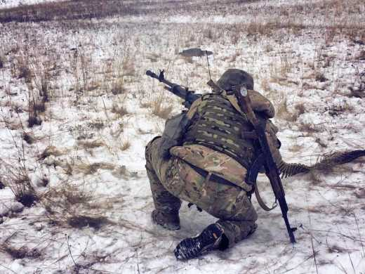 Если удастся на плечах отступающих ворваться в Горловку, плевать на начальство попробуем вместе с 25-ю взять Горловку, — боец с Углегорске