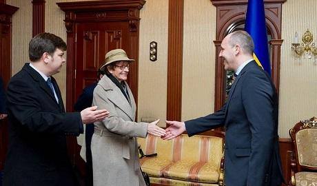 Глава ПАСЕ прибыла с визитом в Украину