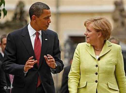Россия должна нести ответственность за дальнейшую эскалацию конфликта на Донбассе: Обама и Меркель