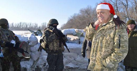 Боевики пользуясь перемирием на Луганщине, вывозят трупы своих подельников, – Москаль