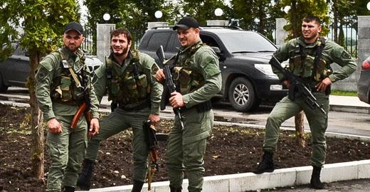 Русские витязи заполонили морги Донецка (Фото 21+)
