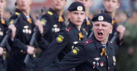 """Телеканал """"Россия – 1"""" поймал на лжи Владимира Путина, продемонстрировав сюжет в котором российские военные штурмуют ДА"""
