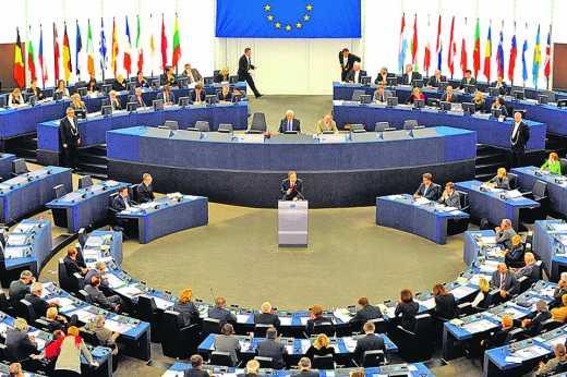 """Европарламент призывает создать """"план Маршалла"""" для Украины"""