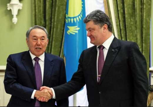 Жители Донбасса получили гуманитарную помощь от Казахстана