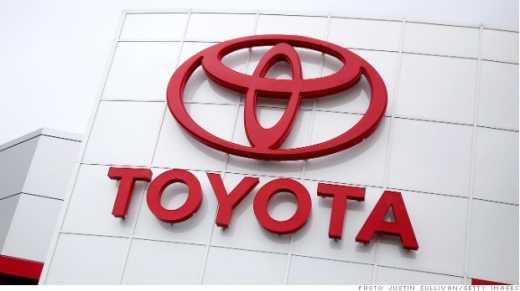 Компания Toyota решила добить бензоколонку под названием Россия