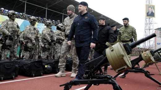 Как только у Путина кончатся деньги Кадыровские полки пойдут на Москву, — Немцов