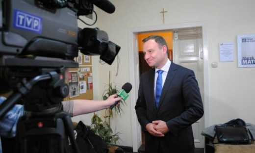 Польскому руководству следовало бы рассмотреть вопрос введения войск на территорию Украины для поддержки соседей в борьбе с Россией, – кандидат в президенты Польши