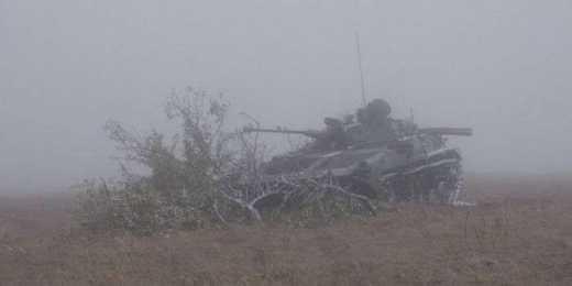 У террористов уже некем воевать в районе Дебальцево – штаб АТО