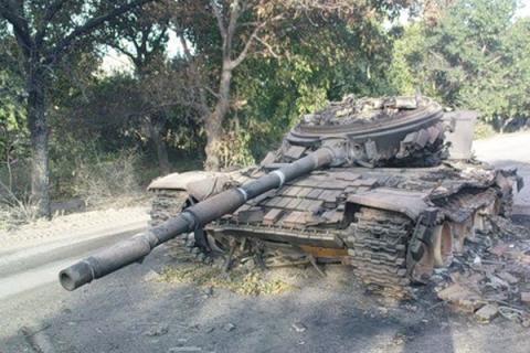 Уничтоженный танк — 48 тысяч, система залпового огня — 60 тысяч, — Кабмин принял постановление о вознаграждении за уничтоженную технику врага