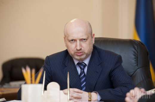 Террористические войска РФ нарушают любые договоренности и ведут прицельный огонь не только по военным, но и по мирному населению, — Турчинов
