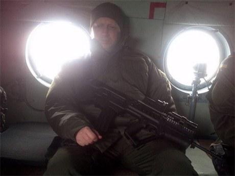 Секретарь СНБО Александр Турчинов выехал на фронт, — СМИ
