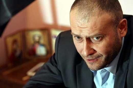 Дмитрий Ярош: Со мной всегда граната, которую я в случае необходимости готов взорвать