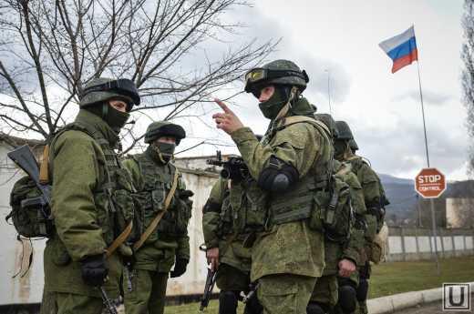 Российские войска зачищают тыловые города от не подконтрольных боевиков и ведут активную передислокацию