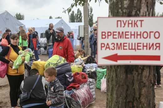 В РФ директора одной из фирм, который принял беженку с Донбасса на работу, оштрафовали на 25 тысяч