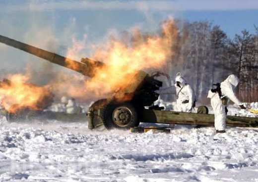 Артиллерия ВСУ продолжает подтверждать свой статус богини войны: На Луганщине уничтожено колонну военной техники рашистов